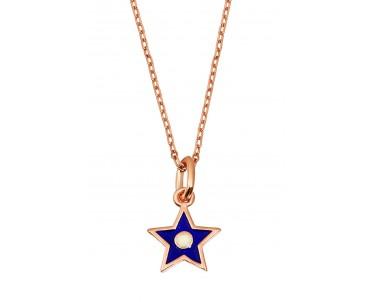 Gümüş Yıldız Kolye - N144901