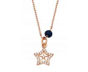 Gümüş Yıldız Kolye - N145801