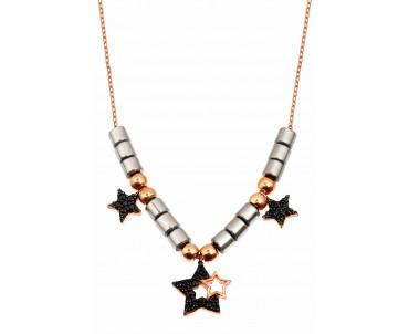 Yıldız Figürlü Gümüş...