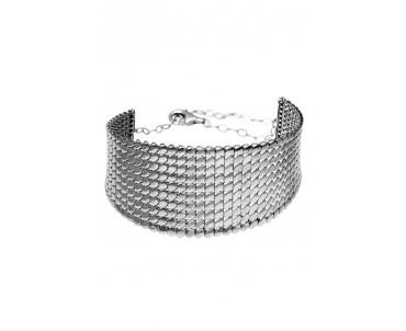 Gümüş Tasarım Kelepçe...