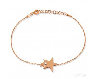 Gümüş Yıldız Bileklik