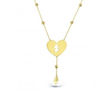 14 Ayar Altın Yıldırım Aşk...