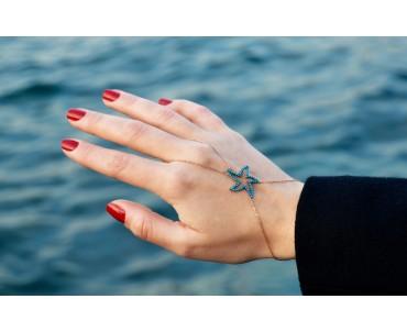 Firuze Taşlı Deniz Yıldızlı...